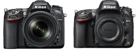 Nikon d610 or d7100