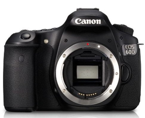 review of the canon 60d