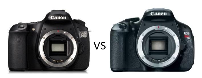 Canon 60d vs T3i - Battle of the Budget DSLRs - The Camera Guide
