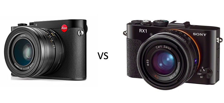Which Compact Full Frame Do We Love More? Leica Q or the Sony RX1 ...