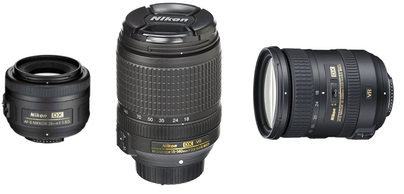 Top 3 Lens Selections For Nikon D7100 The Camera Guide
