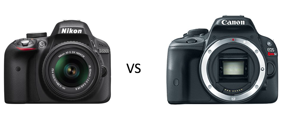 Which is Better the Nikon 3300 or the Canon SL1? - The Camera Guide