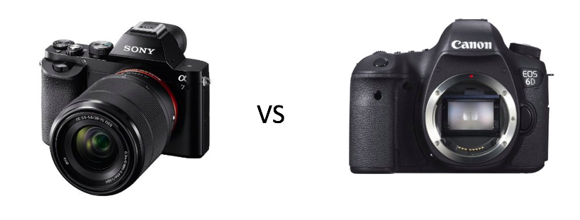 Which is Better the Sony A7 or the Canon 6D? - The Camera Guide