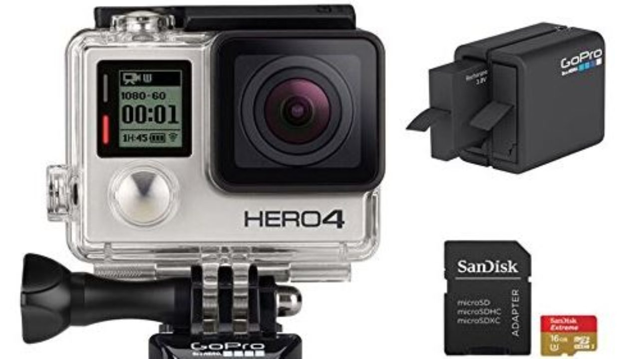 The Best Gopro Deals Gopro Black Friday And Cyber Monday Deals The Camera Guide